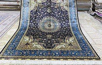 Как отличить ковры ручной работы от машинных изделий