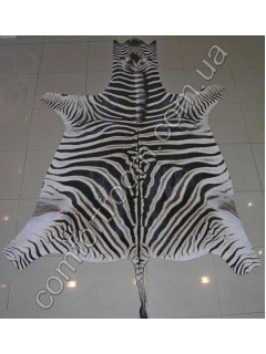 Ковер Шкура зебры natural