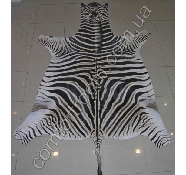 Ковер Шкура зебры natural - Фото 1
